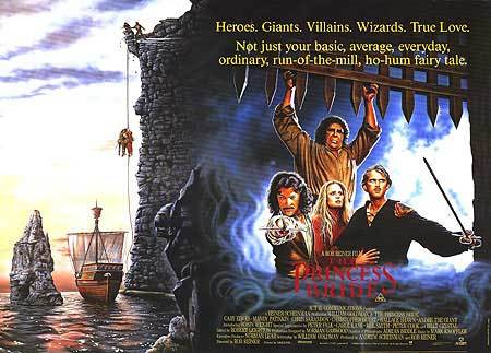 Princess Bride Promo Poster