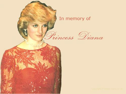 Công nương Diana hình nền called Princess Diana