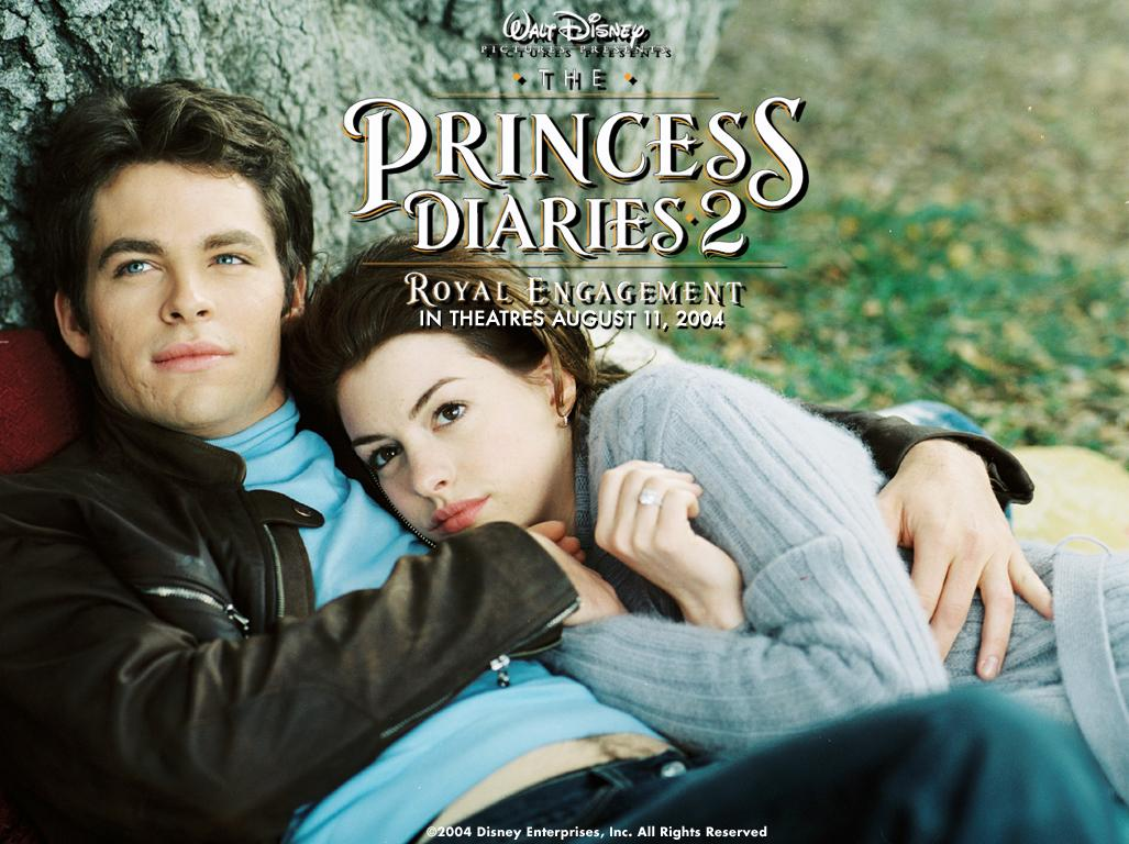 Princess Diaries - The... Julie Andrews And Anne Hathaway