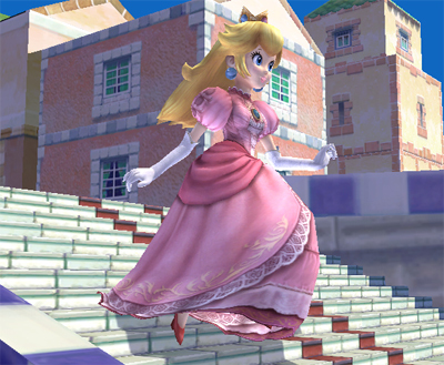 Super Smash Bros. Brawl wallpaper entitled Princess Peach