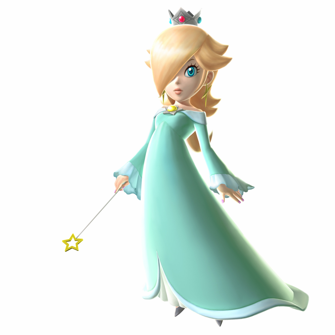 Super Mario Galaxy Princess Rosalina