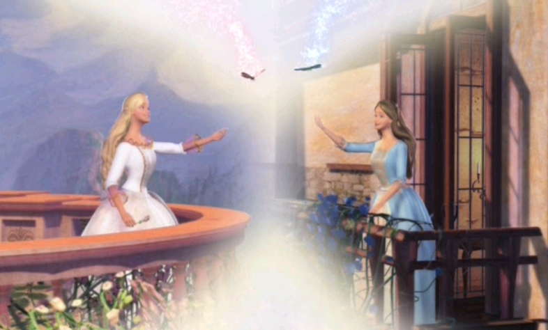 Princess And The Pauper Barbie Movies Photo 418742 The Princess And Pauper