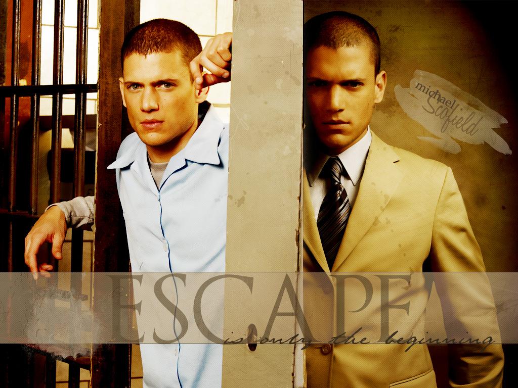 Prison Break-ESCAPE