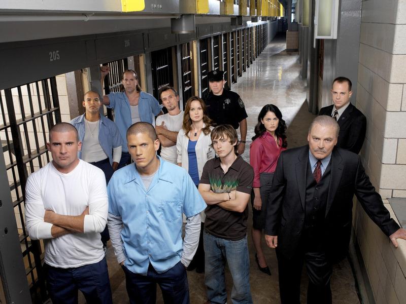 Michael Scofield, Lincoln Burrows, Fernando Sucre, John Abruzzi,