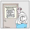 Procrastination comic