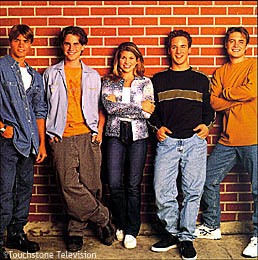 Boy Meets World wallpaper entitled Promo Shoots