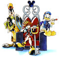 Promotional Art - kingdom-hearts photo