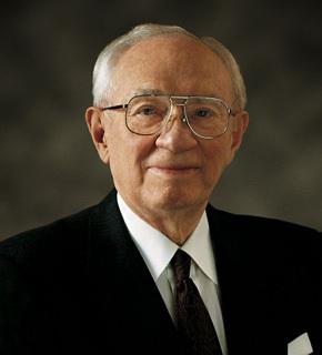 Prophet Gordon B. Hinckley