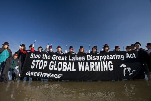 Global Warming Prevention wallpaper titled Protest