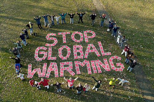 Global Warming Prevention wallpaper entitled Protest