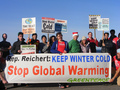 Protest - global-warming-prevention photo