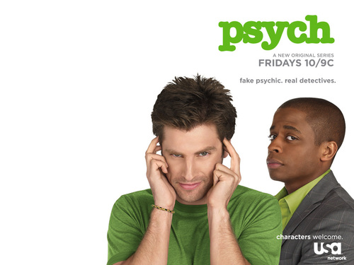 Psych wallpaper called Psych 2006