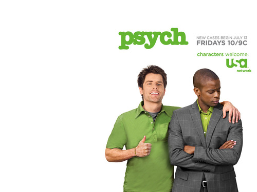 Psych2 2007 - psych Wallpaper