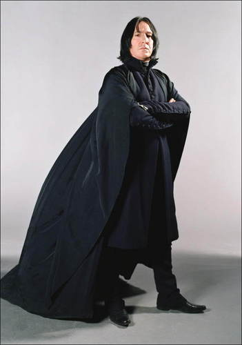 Severus Snape wallpaper entitled Publicity Photo