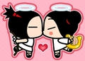 Pucca and Garu Angels - pucca photo