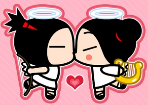 Pucca and Garu Angels
