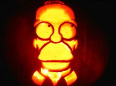 pumpkin, boga Homer