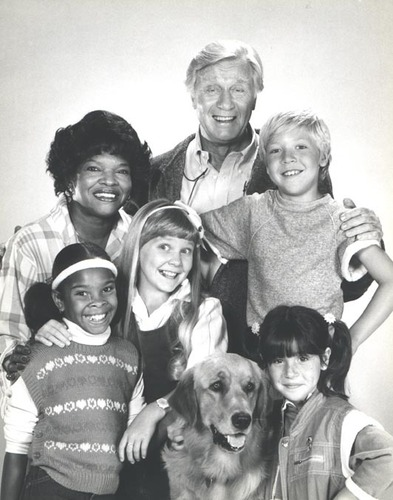 Punky Brewster Cast