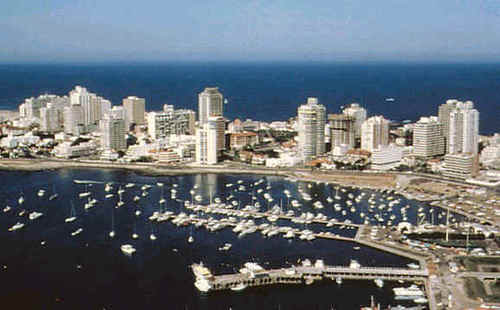 Punta del Este-Uruguay - beaches Photo