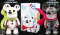 Qee Snowman Bear - vinyl-toys photo