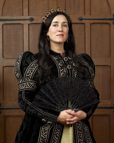 Queen Katherine of Aragon - the-tudors Photo