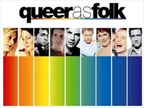 Queer As Folk wallpaper entitled Queer As Folk