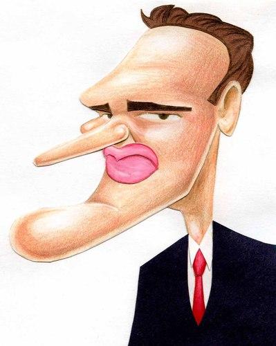 Quentin Caricature