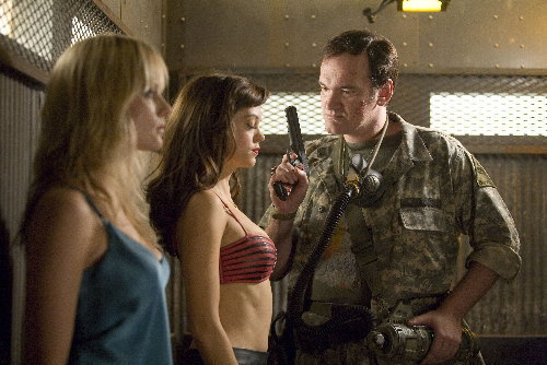 Quentin in 'Planet Terror'