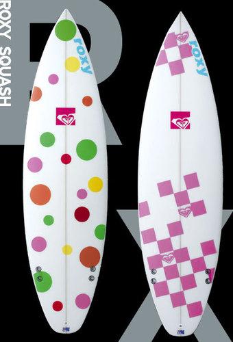 Quiksilver surfboard