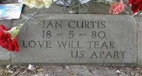 R.I.P Ian Curtis