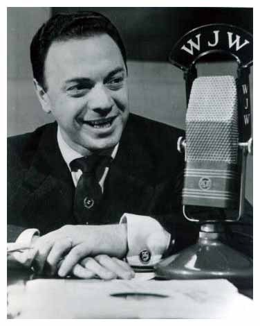 Rock'n'Roll DJ Alan Freed