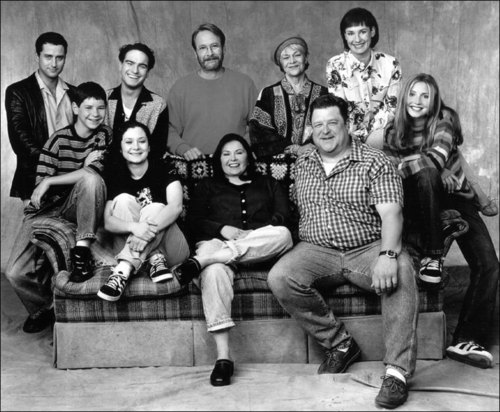 ROSEANNE CAST photo