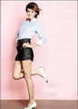 Rachel Bilson on Seventeen Mag