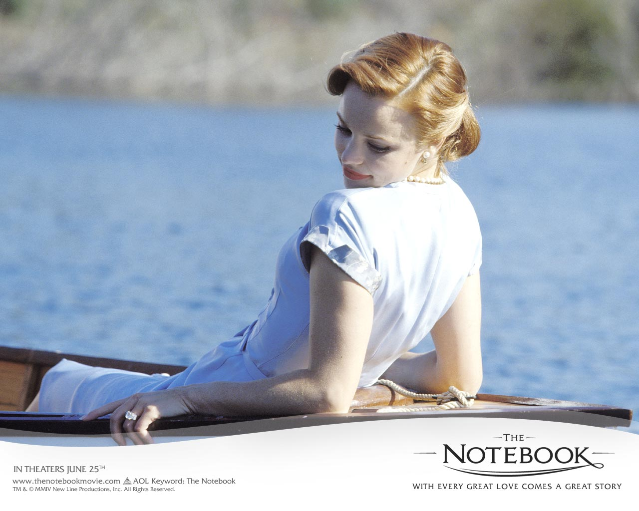 The Notebook - Rachel McAdams 1280x1024