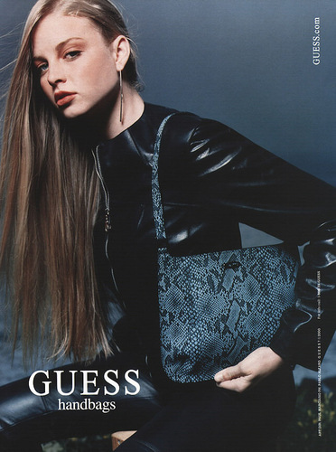 Guess wallpaper called Rachel Nichols