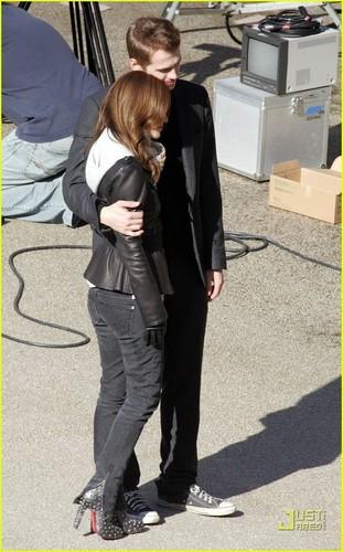 Rachel and Hayden