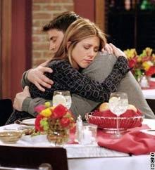 Rachel and Joey