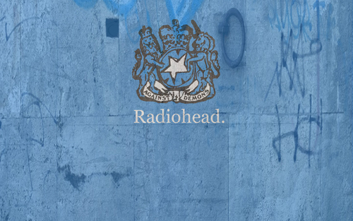 Radiohead wallpaper entitled Radiohead