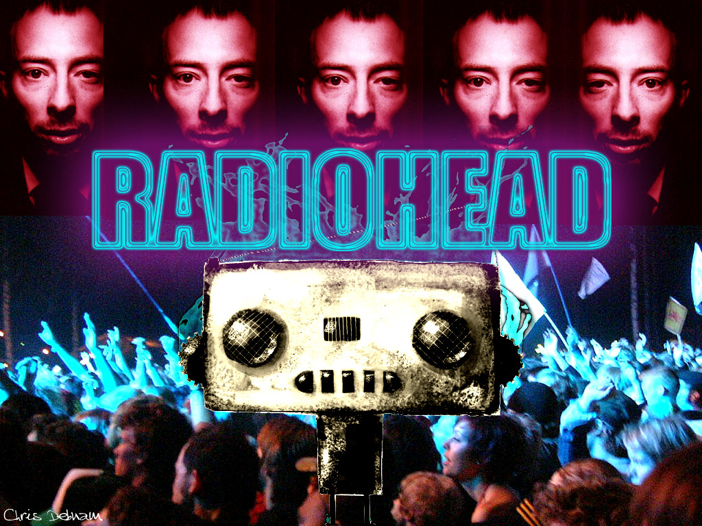radiohead images