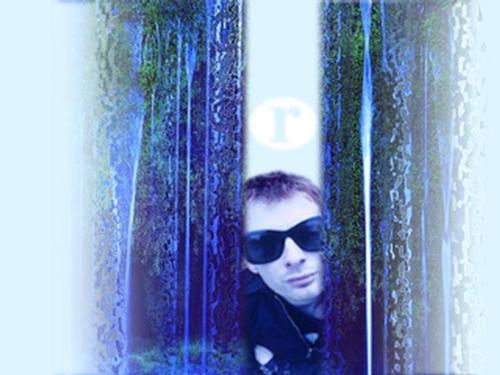 Radiohead wolpeyper entitled Radiohead
