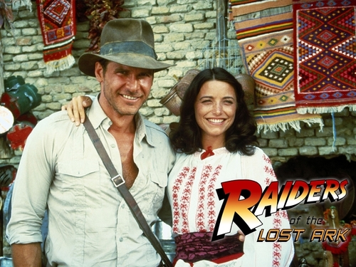 80s Films fond d'écran entitled Raiders of the Lost Ark