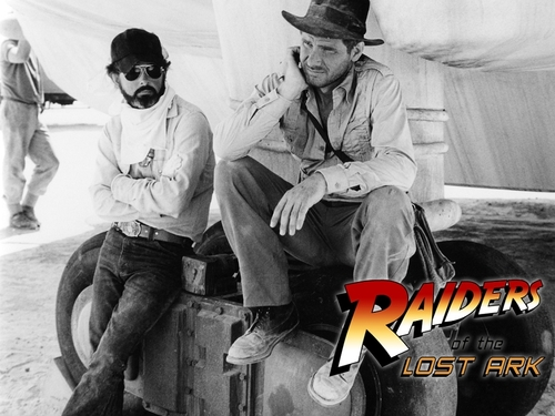 80s Films fond d'écran titled Raiders of the Lost Ark