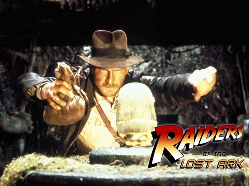 80s Films 바탕화면 entitled Raiders of the 로스트 Ark