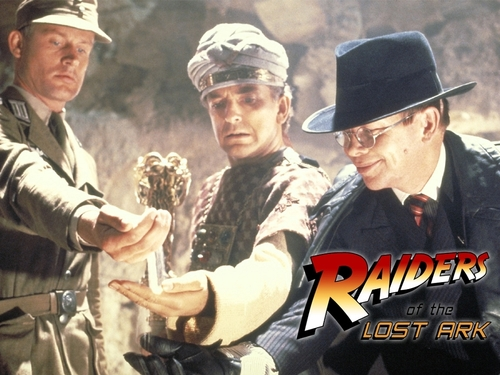 80s Films 바탕화면 called Raiders of the 로스트 Ark