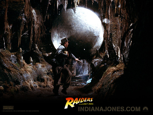 Raiders of the Lost Ark - indiana-jones Wallpaper