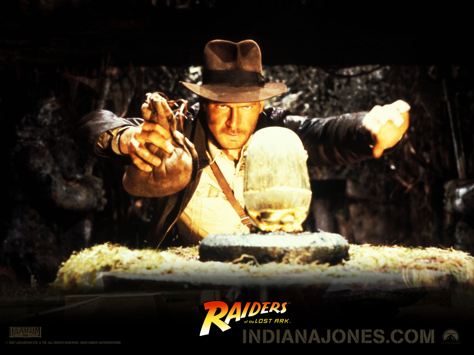 Indiana Jones Images Raiders Of The Lost Ark Hd Wallpaper And Background Photos