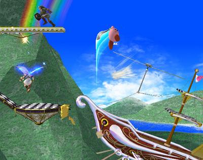 arco iris, arco-íris Ride