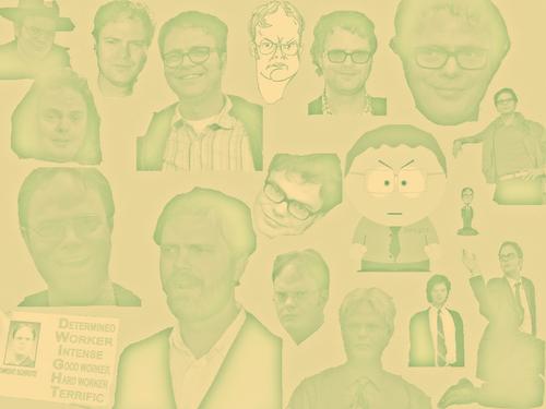 Rainn Wilson wallpaper called Rainn Wilson by Syaantjuh