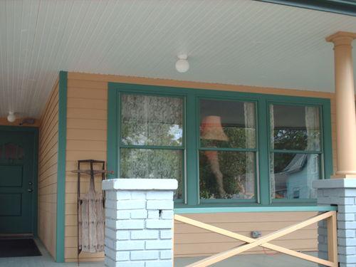 Ralphie house - 2007