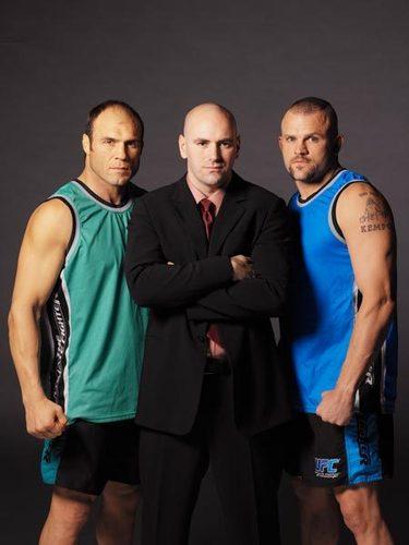 Randy, Dana & Chuck